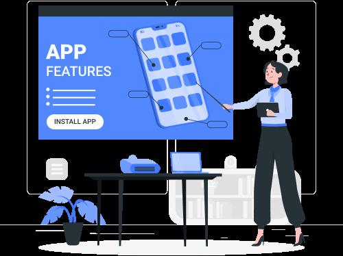 DDS - App Features